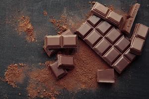 CHOCOLAT NOIR SANS SUCRE 90G