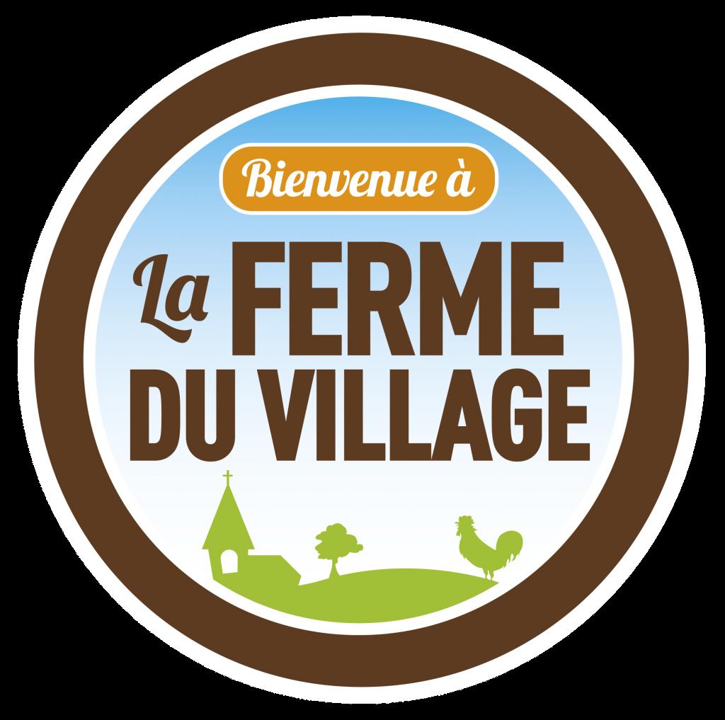 Logo Magasin de fruits et légumes la ferme du village près de Caen